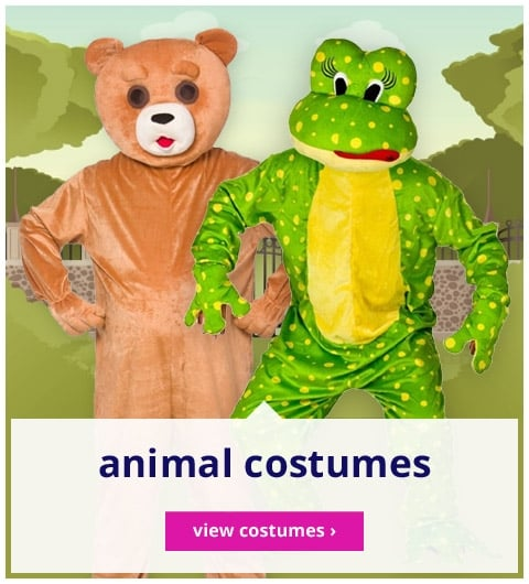 Animal Costumes - View Costumes