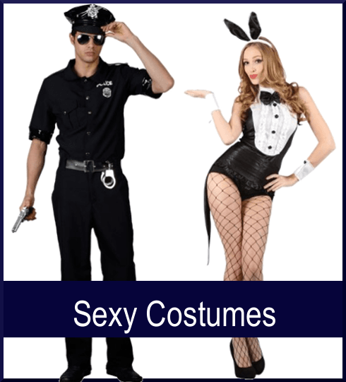 SEXY COSTUMES