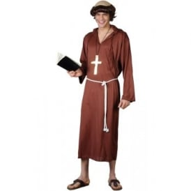 Monk of the Abbey - Adult Costume