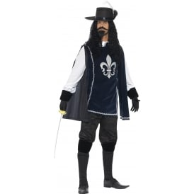 Musketeer - Adult Costume
