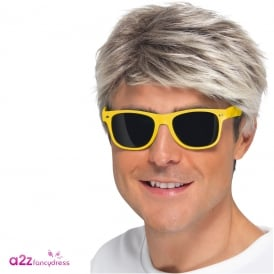 Neon Glasses (Assorted Colours) - Adult Accessory