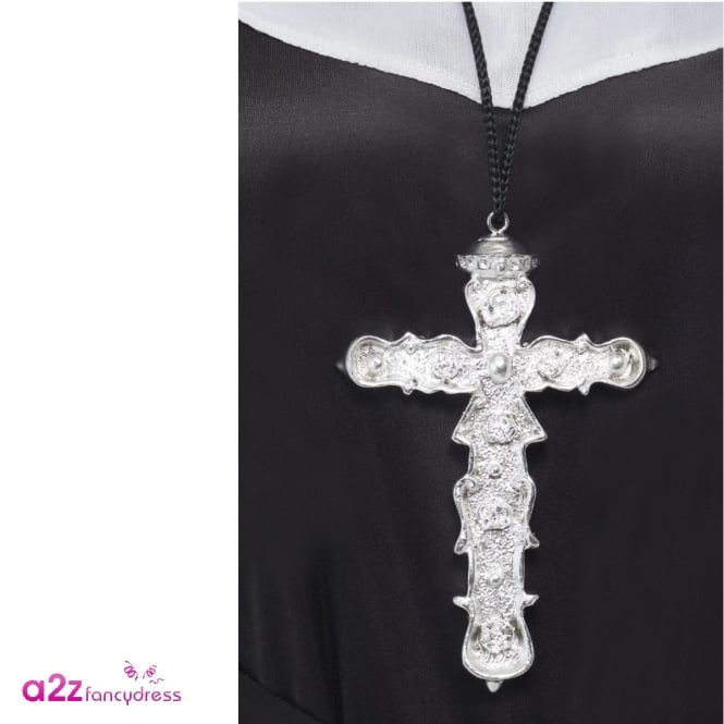 Ornate Cross Pendant - Adult Accessory