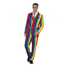 Over The Rainbow Suit - Adult Costume
