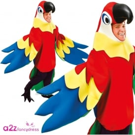 Parrot - Adult Costume