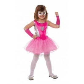 ~ Pink Spider-Girl - Kids Costume