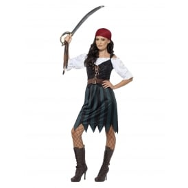 Pirate Deckhand - Adult Costume