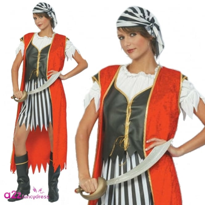 Pirate Queen - Adult Costume