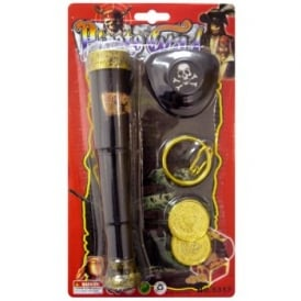 Pirate Telescope and Accessories - Accessory Set