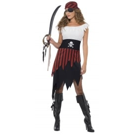 Pirate Wench - Adult Costume