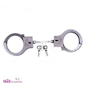 Plastic Handcuffs - Adult Accessory