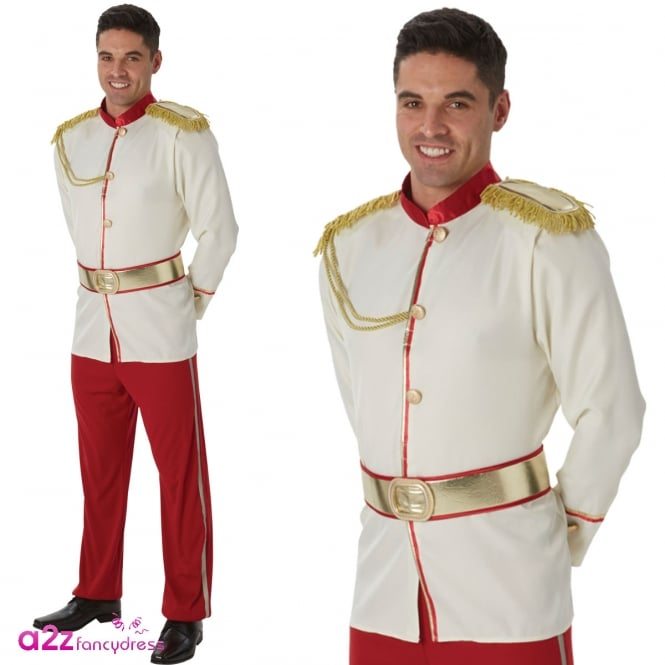 DISNEY Prince Charming - Adult Costume