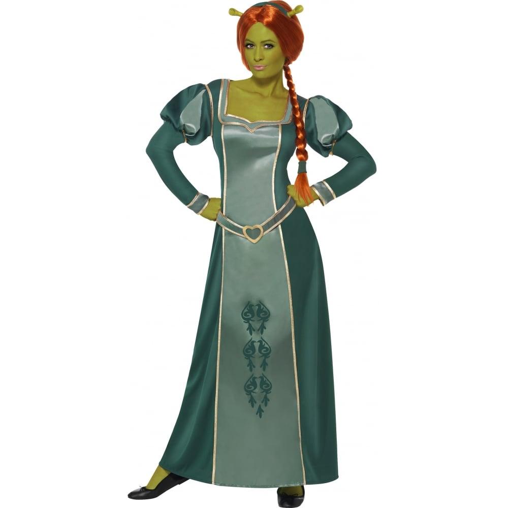 Princess Fiona , Adult Costume
