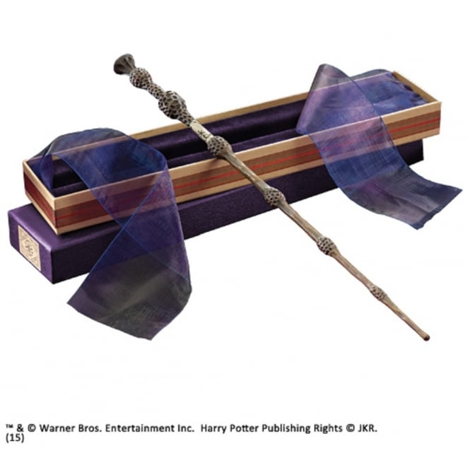HARRY POTTER Professor Dumbledore Wand in Ollivander's box - Accessory