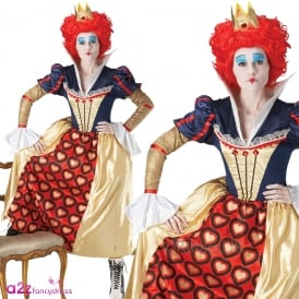 ~ Red Queen - Adult Costume