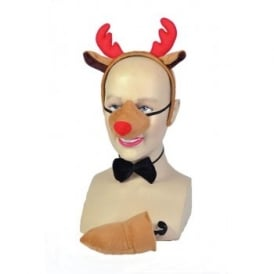 Reindeer Set With Sound - Accessory Set