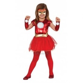 ~ Rescue ~ Lil Iron Lady - Kids Costume