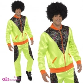 Retro Shell Suit - Adult Costume