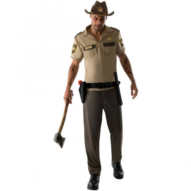 Rick Grimes™ (The Walking Dead™) - Adult Costume