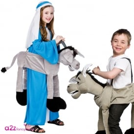 Ride On Donkey - Kids Costume