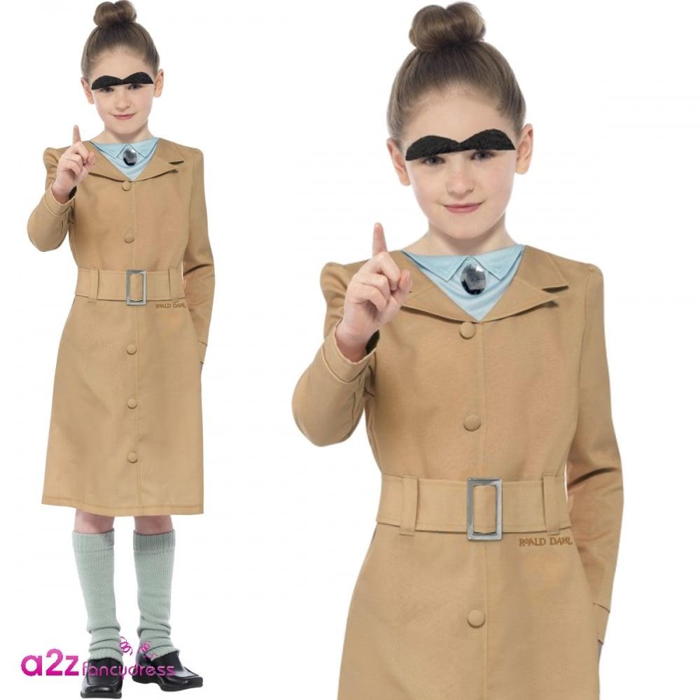 Veruca Salt Girls Fancy Dress Roald Dahl Book Day Week Childrens Kid Costume New