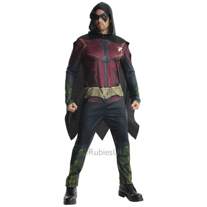 BATMAN ~ Robin Arkham - Adult Costume