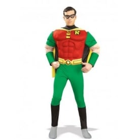 ~ Robin (Muscle Chest) - Adult Costume