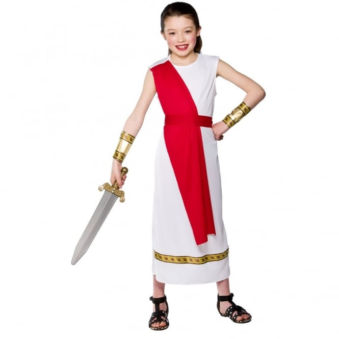 Roman Girl - Kids Costume  sc 1 st  a2z Fancy Dress & Ancient Roman Girl - Kids Costume - Kids Costumes from A2Z Fancy ...