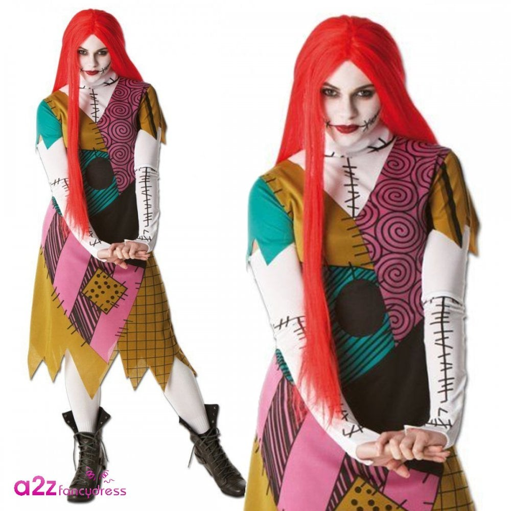 Sally (The Nightmare Before Christmas™) , Adult Costume