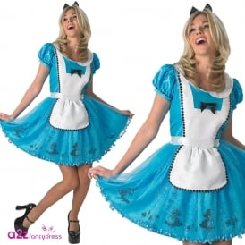 ~ Sassy Alice In Wonderland (Disney) - Adult Costume