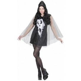 Screaming Ghost Lady - Adult Costume