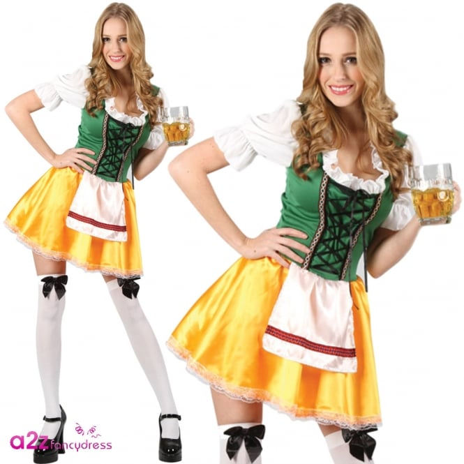 Sexy Beer Girl - Adult Costume