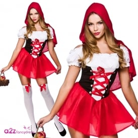 ~ Sexy Little Red Riding Hood - Adult Costume