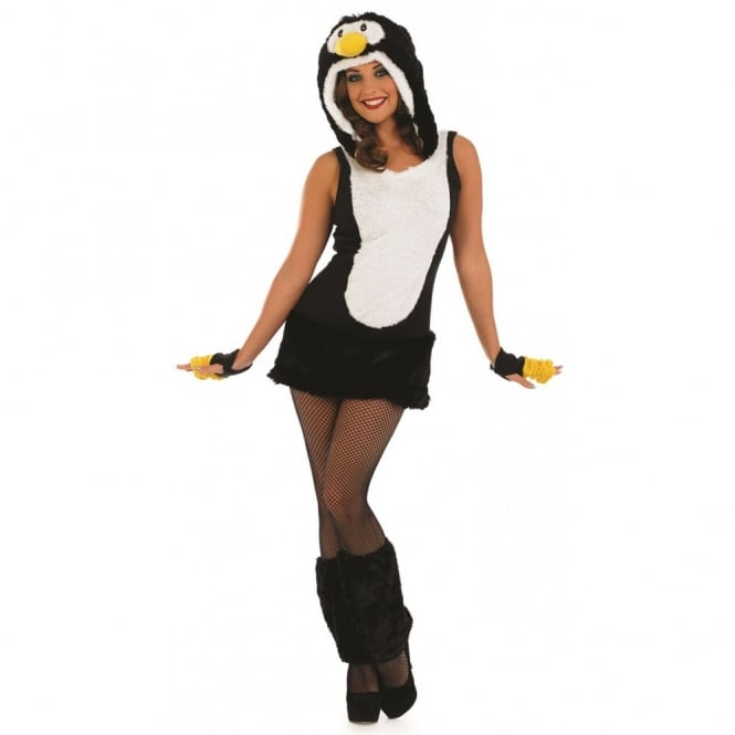 Sexy Penguin - Adult Costume
