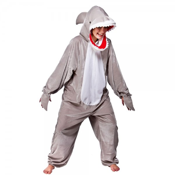 Womens shark costume