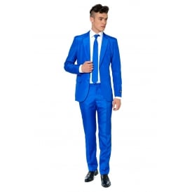 Solid Blue - Adult Suitmeister