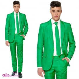 Solid Green - Adult Suitmeister