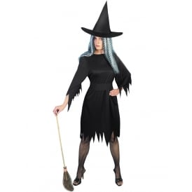 Spooky Witch - Adult Costume