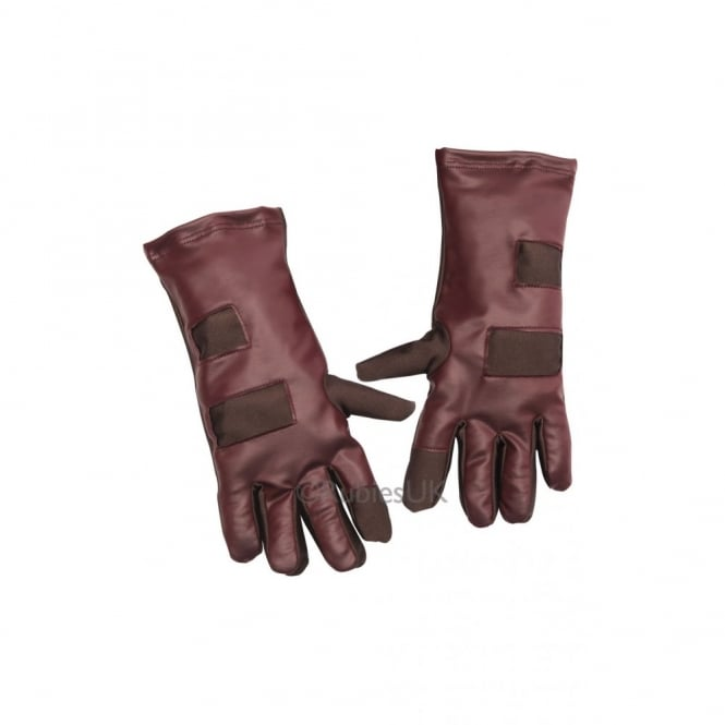 MARVEL ~ Star Lord Gloves - Kids Accessory