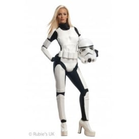 ~ Stormtrooper - Adult Ladies Costume