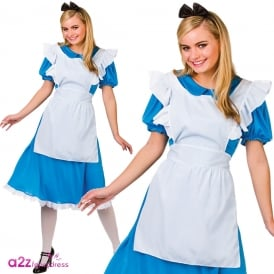 ~ Storybook Alice - Adult Costume