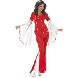 RED Super Trooper - Adult Costume
