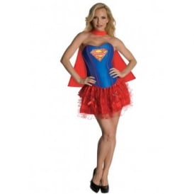 ~ Supergirl (Sexy) - Adult Costume