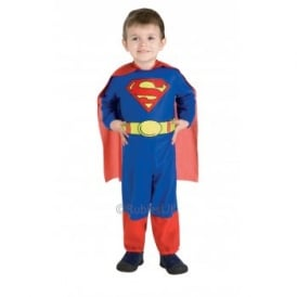~ Superman Classic - Infant & Toddler Costume
