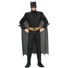 ~ The Dark Knight (Muscle Chest) - Adult Costume