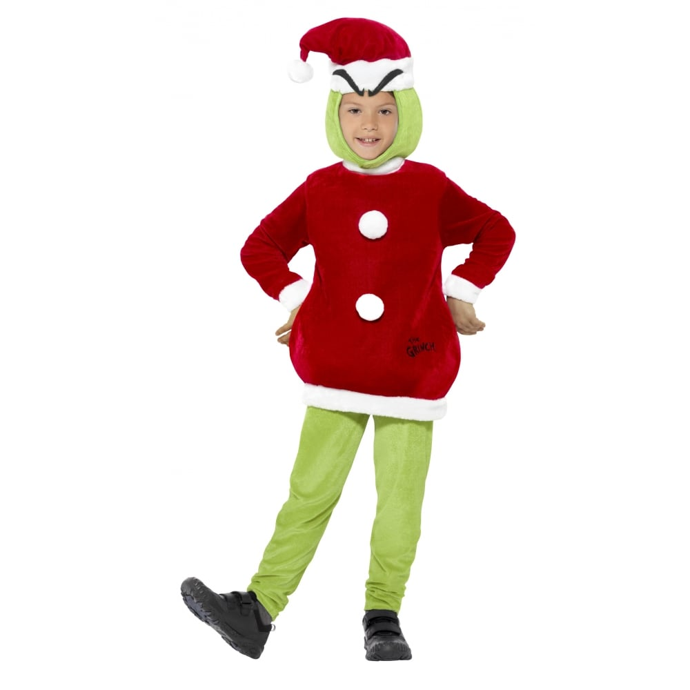 The Grinch , Kids Costume