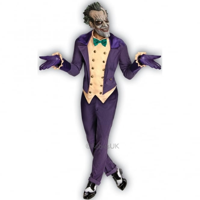BATMAN The Joker Arkham - Adult Costume