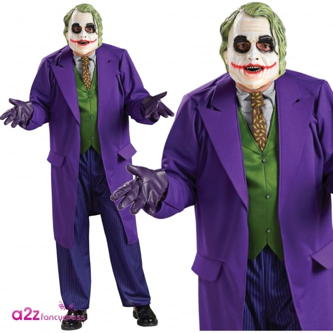 BATMAN ~ The Joker (Deluxe) - Adult Costume