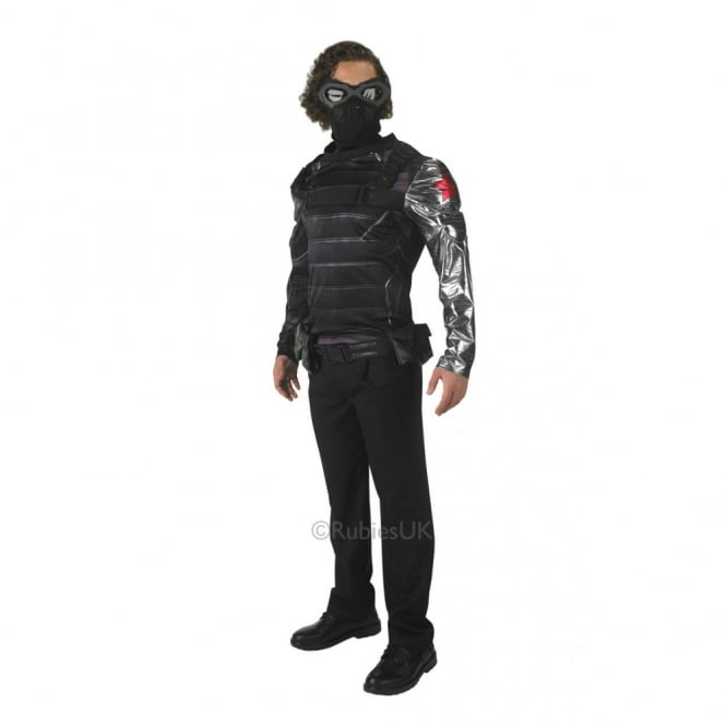 AVENGERS - ASSEMBLE The Winter Soldier (Deluxe) - Adult Costume