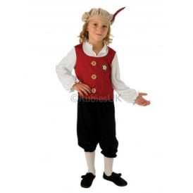 Tudor Boy - Kids Costume