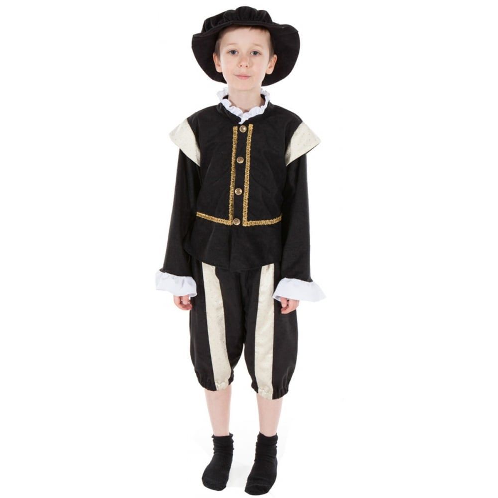 Tudor Prince , Kids Costume